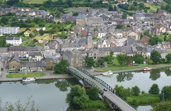Halte fluviale de Vireux-Wallerand